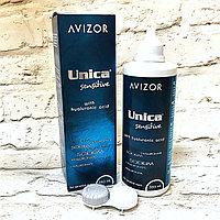 Раствор для контактных линз Unica Sensitive 350 мл