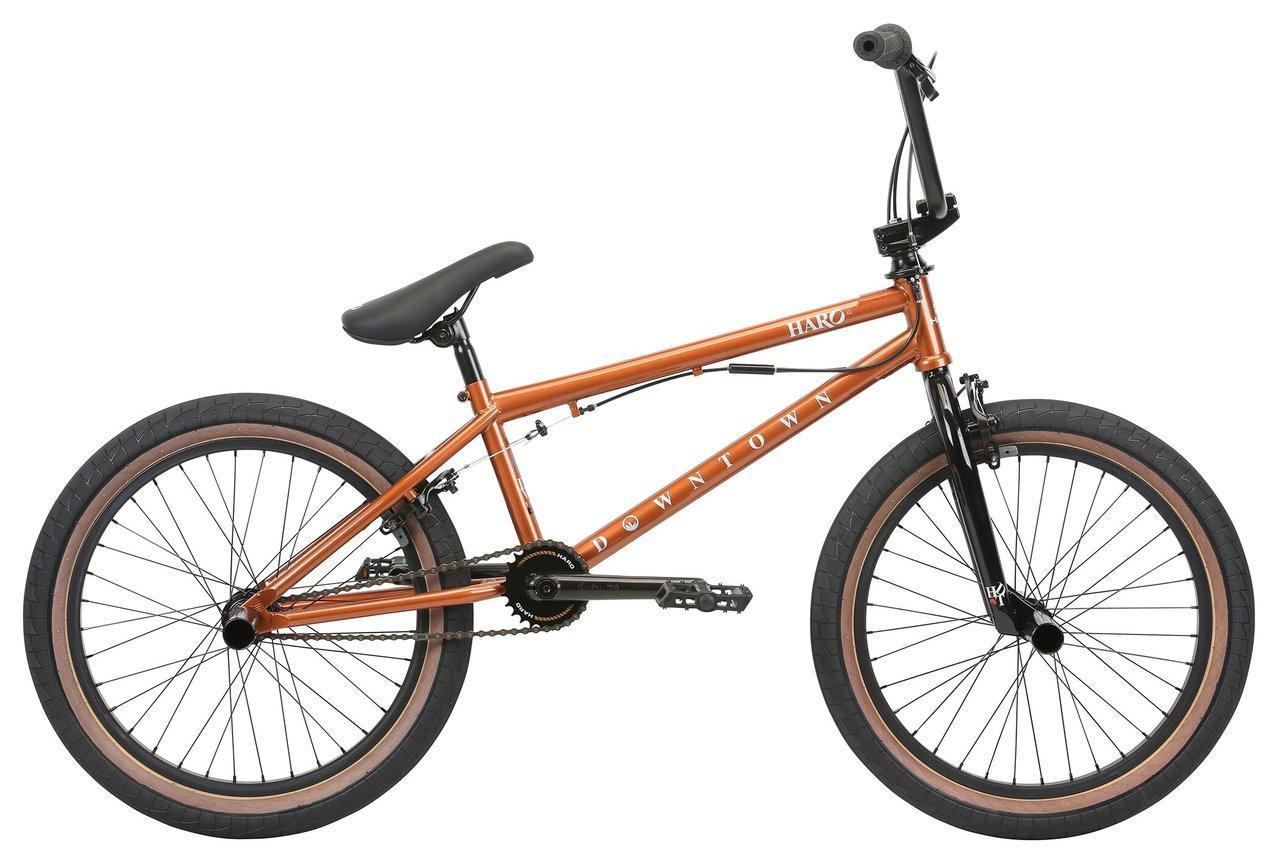 Трюковый велосипед Haro Downtown DLX. Bmx. Гарантия на раму. Трюковой. Рассрочка. Kaspi RED