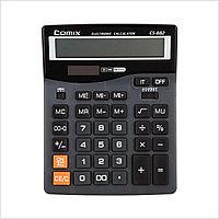 Калькулятор бухгалтерский  Comix  CS-882  12 разряд.  Чёрный