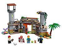LEGO: Заброшенная тюрьма Ньюберри Hidden Side 70435