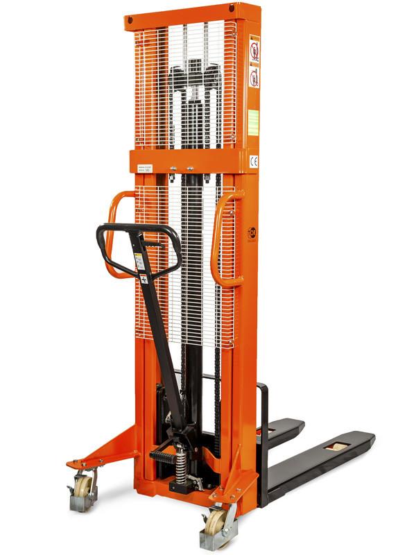 Штабелер гидравлический TOR SDJ1025 1.0Тx2.5М