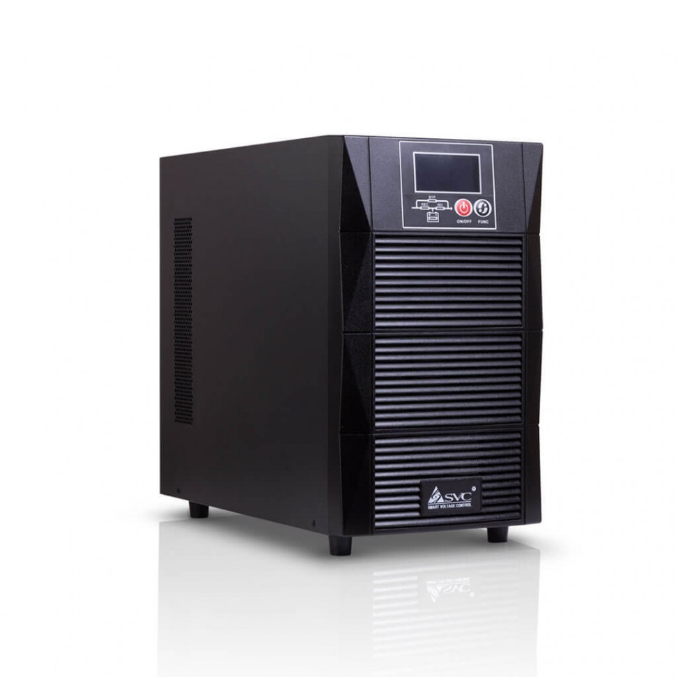 Источник бесперебойного питания UPS SVC PTS-3KL-LCD