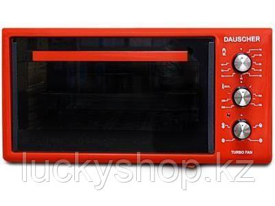 DAUSCHER DMO-4800 TURBO RED