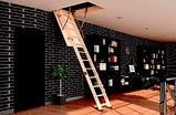 Чердачная лестница FAKRO 70х120х280 SMART  тел.WhatsApp: +7 701 100 08 59, фото 3