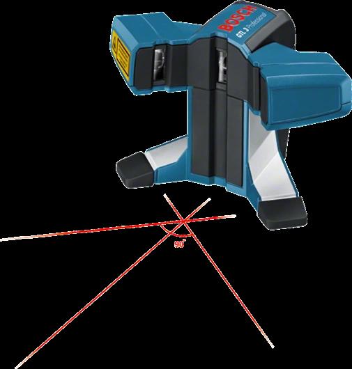 Линейный лазерный нивелир BOSCH GTL 3