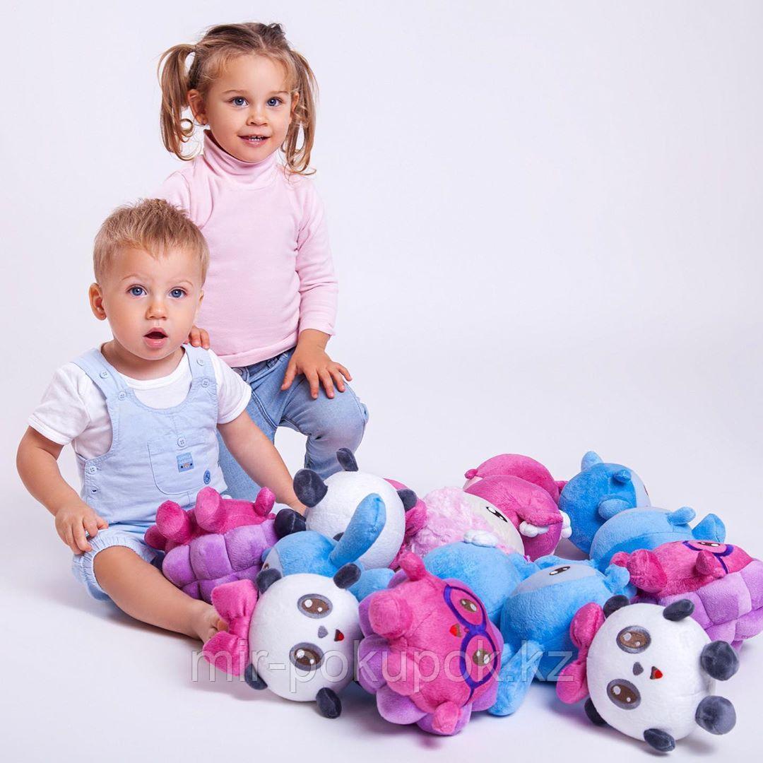 Мягкие игрушки Малышарики (набор 5 шт: Нюша, Пандочка, Барашик, Ежик, Крошик)