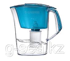 Фильтр-кувшин для воды СТАЙЛ жемчужно-бирюзовый