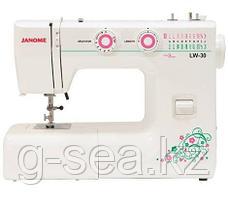 JANOME LW-30 (Швейная машинка)