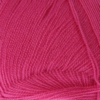 Пряжа 'Bonbon Kristal' 100 акрил 475м/100гр (98319 яр. розовый)