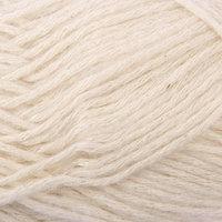 Пряжа 'Adelia Casual' 72 хлопок 28 акрил 130м/50гр (02 белый) (комплект из 2 шт.)