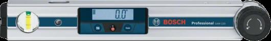 Цифровой угломер BOSCH GAM 220