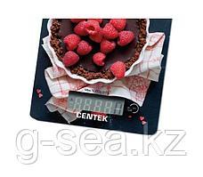 Весы кухонные Centek CT-2457 стеклянные