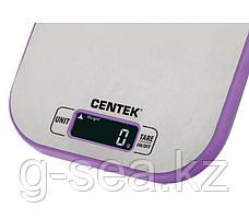 Весы кухонные Centek CT-2461, ПЛАТФОРМА ИЗ НЕРЖ. СТАЛИ, электронные