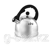 LR00-05 LARA Чайник зеркальный 2,5л