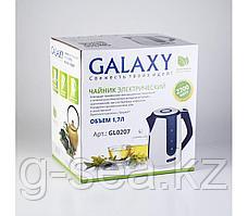 Galaxy GL 0207 Чайник электрический, синий