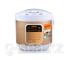 Мультиварка Centek CT-1486 White (Золото/бел)