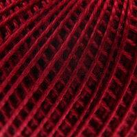 Нитки вязальные 'Ирис' 150м/25гр 100 мерсеризованный хлопок цвет 1204 (комплект из 10 шт.)