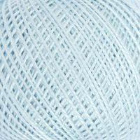 Нитки вязальные 'Ирис' 150м/25гр 100 мерсеризованный хлопок цвет 2602 (комплект из 10 шт.)