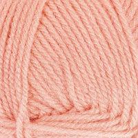 Пряжа 'Bonbon Cuore' 100 акрил 140м/50гр (98227 розовый) (комплект из 5 шт.)