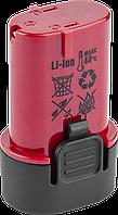 Аккумулятор для шуруповерта ЗУБР ЗАКБ-7.2 L15, 1,5 А/ч, 7,2 В