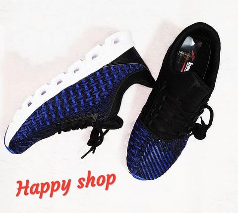 Кроссовки мужские синие 40-44 размер