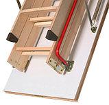 Чердачная лестница 70х130х305 FAKRO LWS SMART  тел.WhatsApp: +7 701 100 08 59, фото 3
