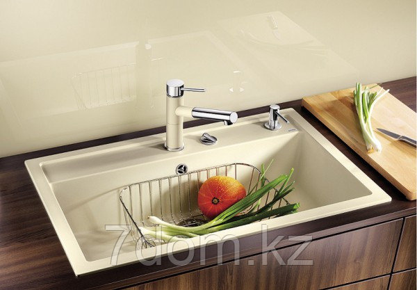 Кухонная мойка Blanco Dalago 8 - белый (516633), фото 2