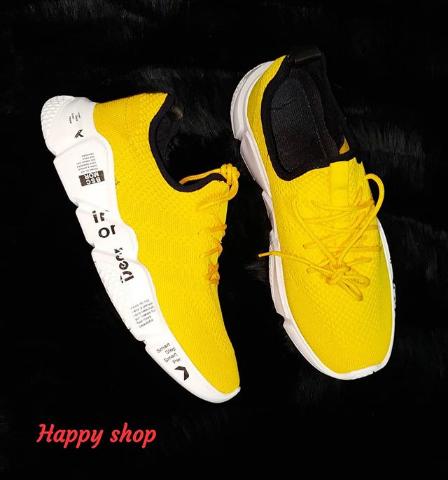Кроссовки мужские желтые 40-44 размер