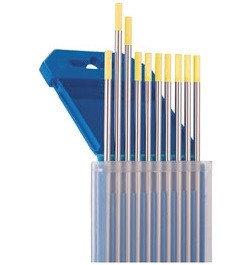 Вольфрамовый электрод WL-15 (золотистый) 2.4