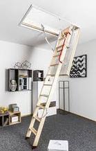 Чердачная лестница 70х120х280 FAKRO Komfort    тел.WhatsApp: +7 701 100 08 59