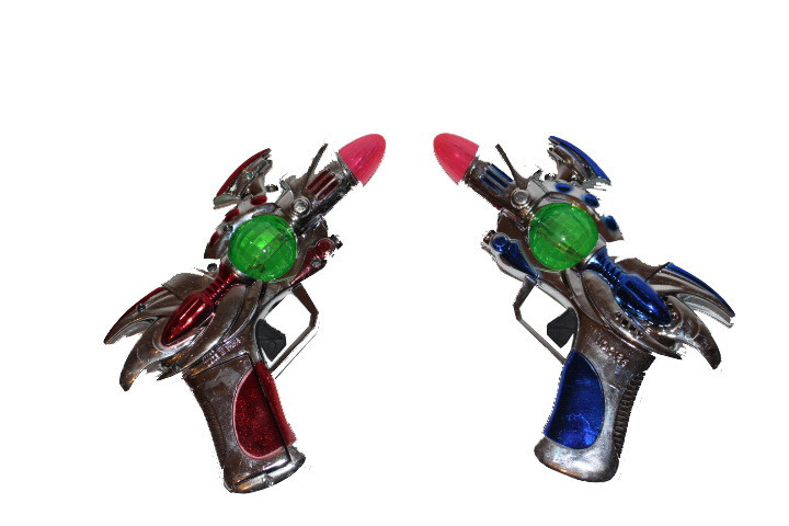 Пистолет музыкальный 3186С