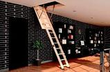 Чердачная лестница 60х140х305 FAKRO LWK Komfort   тел.WhatsApp: +7 701 100 08 59, фото 4