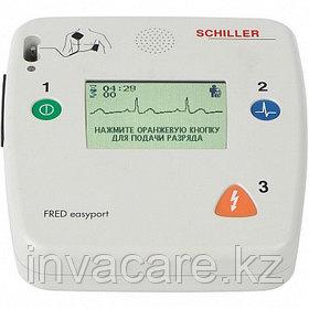 Автоматический наружный дефибриллятор для проведения сердечно-легочной реанимации SCHILLER FRED easyport