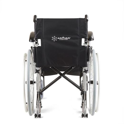 Кресло-коляска Армед Н 001 с дополнительными колесами - фото 3
