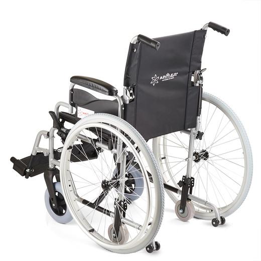 Кресло-коляска Армед Н 001 с дополнительными колесами - фото 4