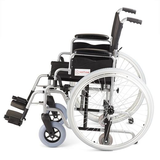 Кресло-коляска Армед Н 001 с дополнительными колесами - фото 7