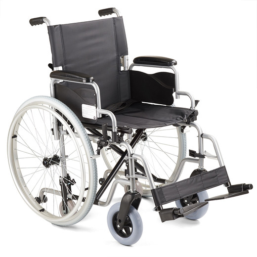 Кресло-коляска Армед Н 001 с дополнительными колесами - фото 9