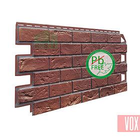 Фасадная панель VOX Solid Brick Holland (красный кирпич)