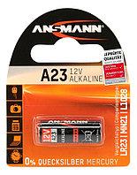 Алкалиновая батарейка ANSMANN A23 12V Premium
