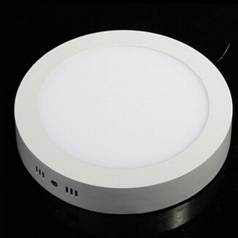 Круглый накладной Led светильник 20 W