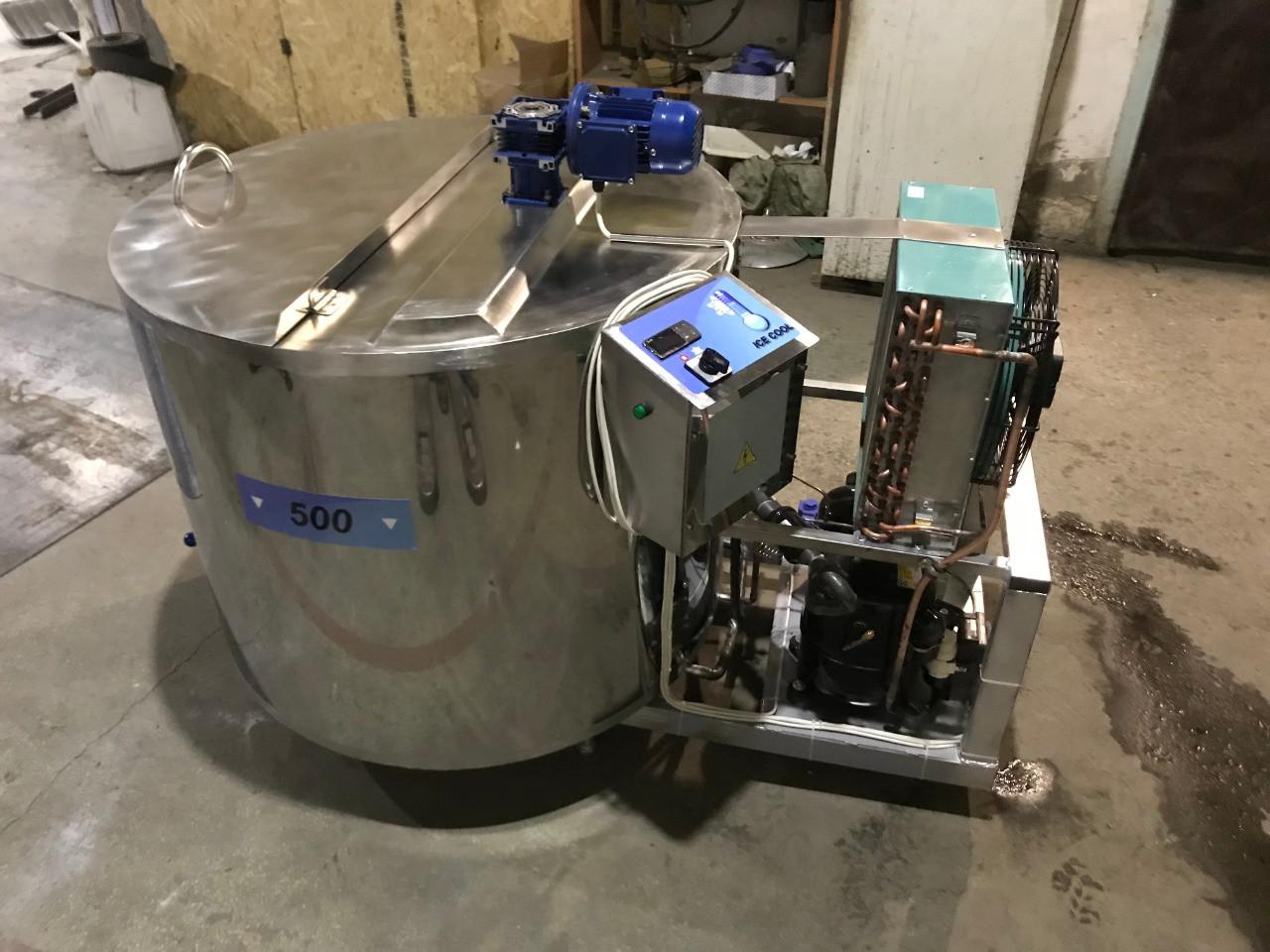 Установка охлаждения молока (УОМ-500)