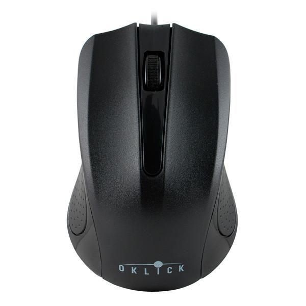 Мышь Oklick 225M черный