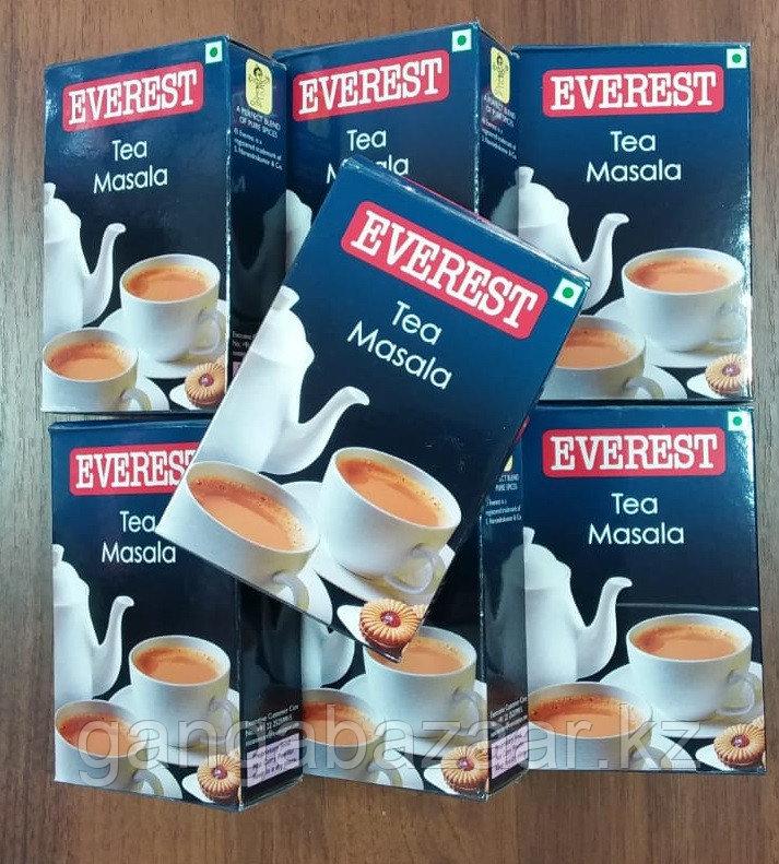 Масала для чая (Tea Masala Everest) 100 гр - смесь молотых трав для приготовления масала чая