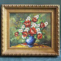 Арман Лякур (1910-1970) «Натюрморт с летними цветами» Автор: Armand Lacour (1910-1970)