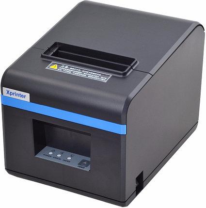 Термопринтер чеков XPrinter N160I Wi Fi, фото 2