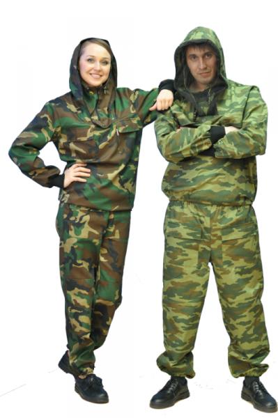 Костюм противоэнцефалитный куртка/брюки