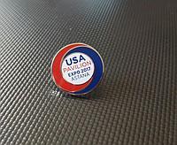 Нагрудной знак USA