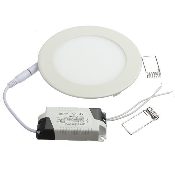 Круглый встраиваемый LED светильник 3 W