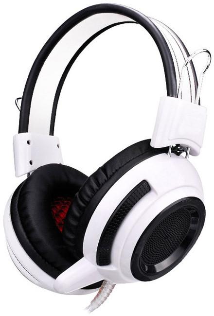 Наушники с микрофоном Oklick HS-G300 ARMAGEDDON белый