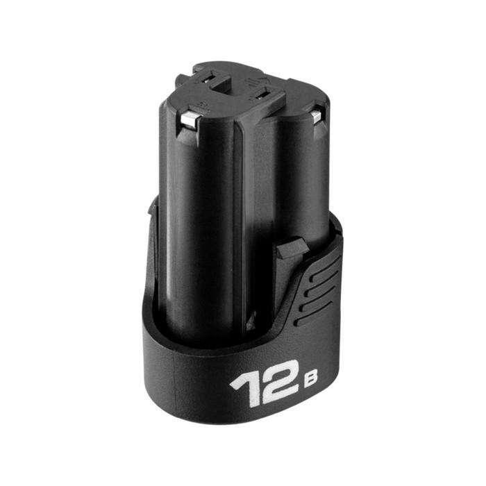 """Аккумуляторная батарея """"СУПЕРКОМПАКТ М3"""", 12 В, Li-Ion, 1.5 Ач, ЗУБР,"""